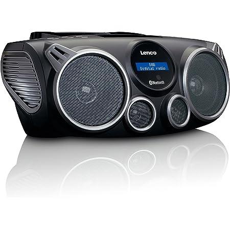 Lenco Spr 070 Boombox Ipx5 Wasserdichte Bluetooth Elektronik