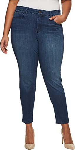 NYDJ Plus Size Plus Size Ami Skinny Leggings in Lark