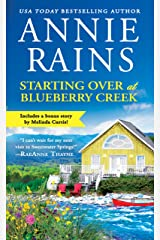 Starting Over at Blueberry Creek: Includes a bonus novella (Sweetwater Springs Book 4) Kindle Edition
