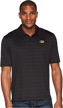 Missouri Tigers Textured Solid Polo