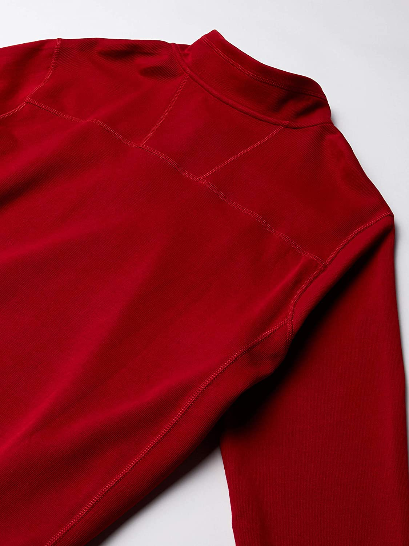 Cutter & Buck Men's Big and Tall Big & Tall Bayview Half-Zip 100% Cotton Pullover