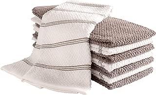 Best black waffle tea towels Reviews
