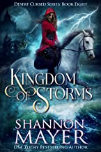 Kingdom of Storms (The Desert Cursed Series Book 8)