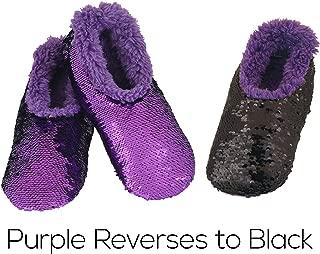 Best reversible sequin slippers Reviews