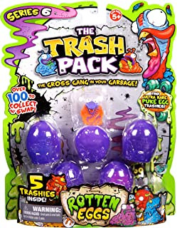 Trash Pack S6 Action Figure (5-Pack)