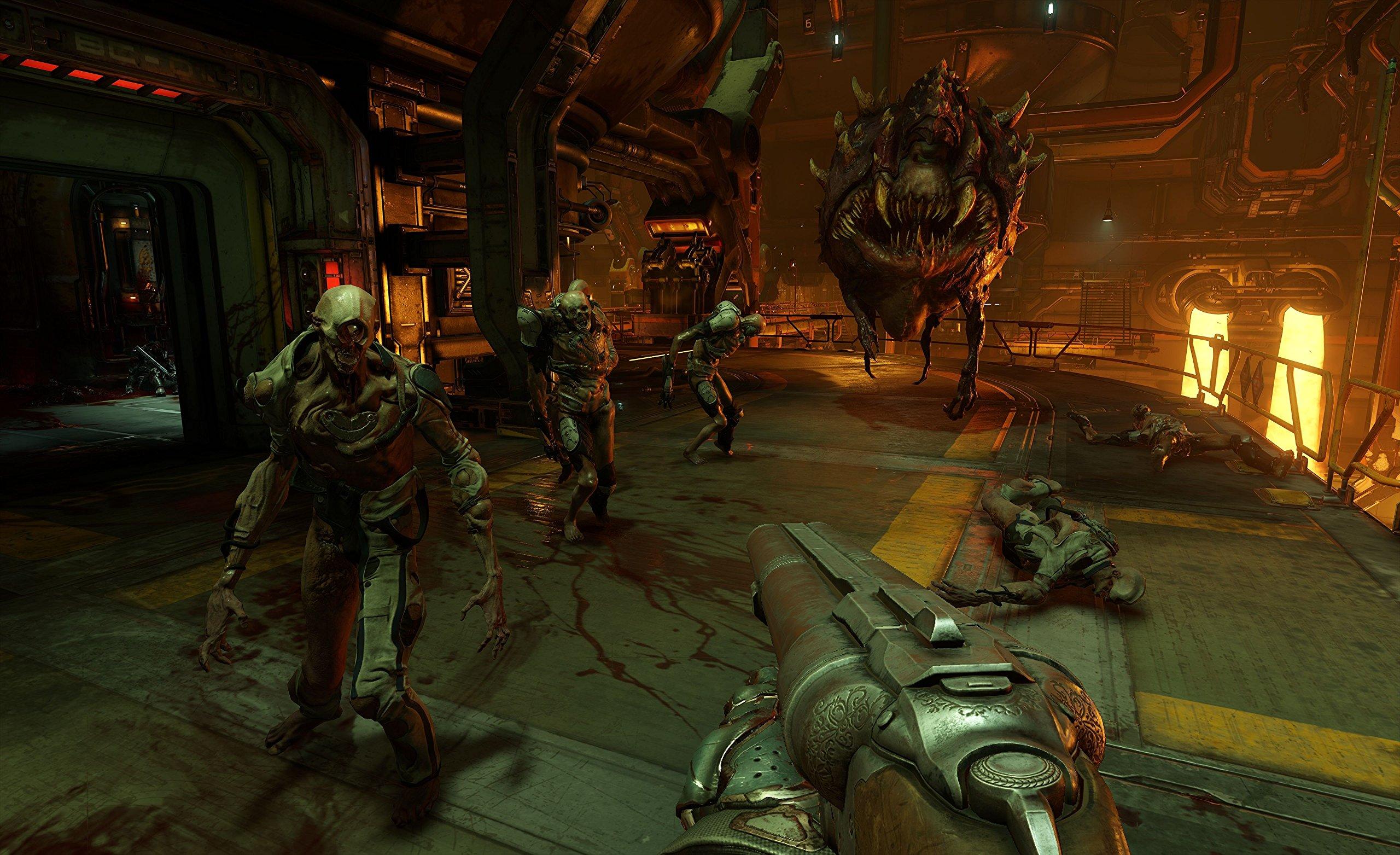 Bethesda DOOM, Xbox One vídeo - Juego (Xbox One, Xbox One, FPS ...