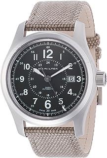Hamilton Khaki Field Automatic Grey Dial Mens Watch H70605163