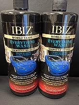 IBIZ CAR WASH (2) Bottles