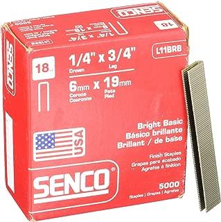 Senco L11BRB 18 Gauge by 1/4