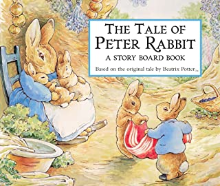 The Tale of Peter Rabbit Story Board Book