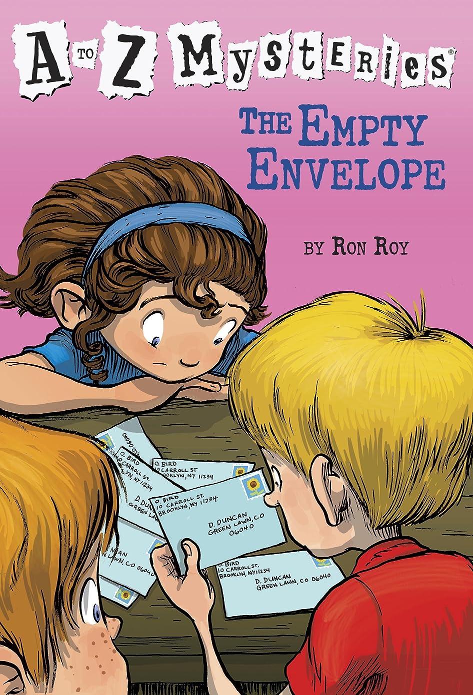 確認してくださいブリークチロA to Z Mysteries: The Empty Envelope (English Edition)