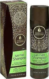 Moroccan Gold SeriesSalt-Free Shampoo 250ml