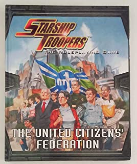 Starship Troopers: The United Citizens' Federation - The Roleplaying Game