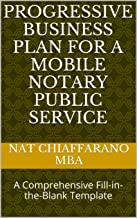 notary public business plan
