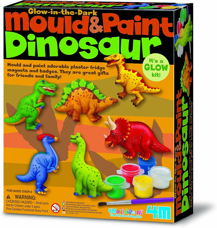 HCM Kinzel 4M 68381 68381 68381 - Mould and Paint - Glow Dinosaur B00IRXKQ6A | Deutschland Shop  2a0e6b