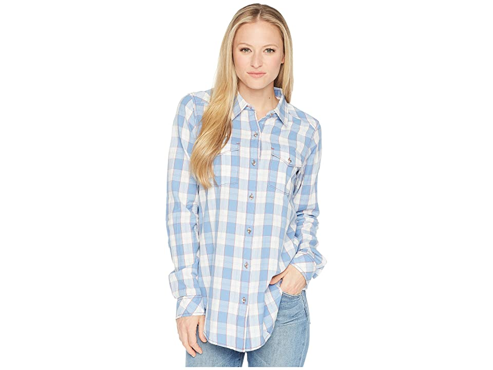KAVU Billie Jean Shirt (Riviera) Women