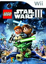 Lego Star Wars III: the Clone Wars - Nintendo Wii (Renewed)