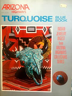Arizona Highways Turquoise Blue Book (Arizona Highways Collectors Series)