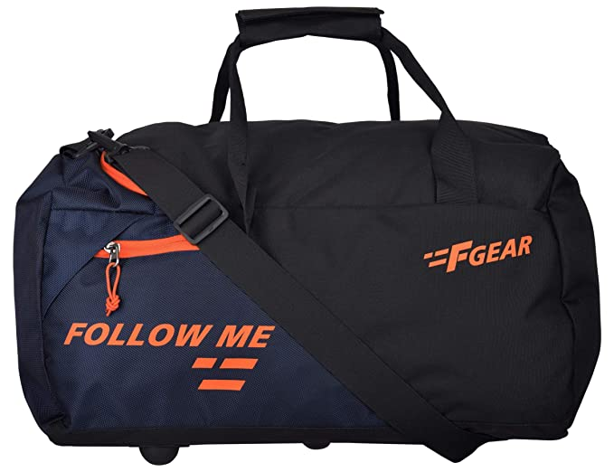 F Gear Apex 34 Ltrs Gym Bag Sports Duffles