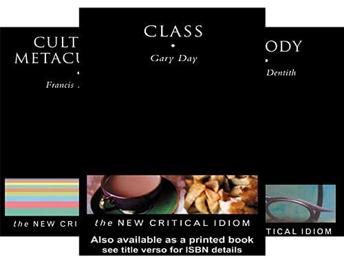 The New Critical Idiom (50 Book Series)
