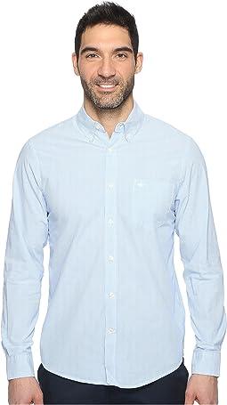Essential Poplin Long Sleeve Standard Fit