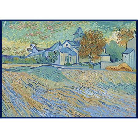 Impressionist Vincent Van Gogh/'s Almond Branches Counted Cross Stitch Pattern