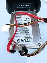 Seagate Pipeline 500GB (500 gb) 8MB Cache 3.5inch SATA 3.0 Gb/s Internal Desktop Hard Drive for PC, Mac, CCTV DVR, NAS