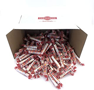 LaetaFood Pack, Smarties Rolls Original Flavor Candy Treats Party Box - 125 Count