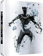 black panther (3d) (ltd steelbook) (blu-ray 3d+blu-ray) Blu-ray Italian Import