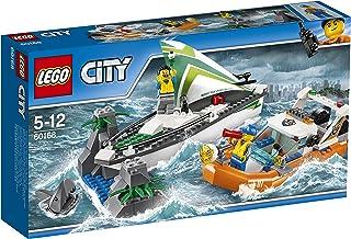 LEGO - Rescate del Barco de Vela City