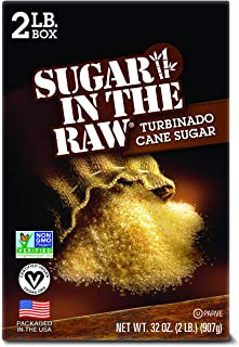 Sugar In The Raw, 2-Pound Box