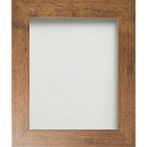 Frame Company Watson Range Picture Photo Frame   16.5 X 11.75 Inches, Rustic