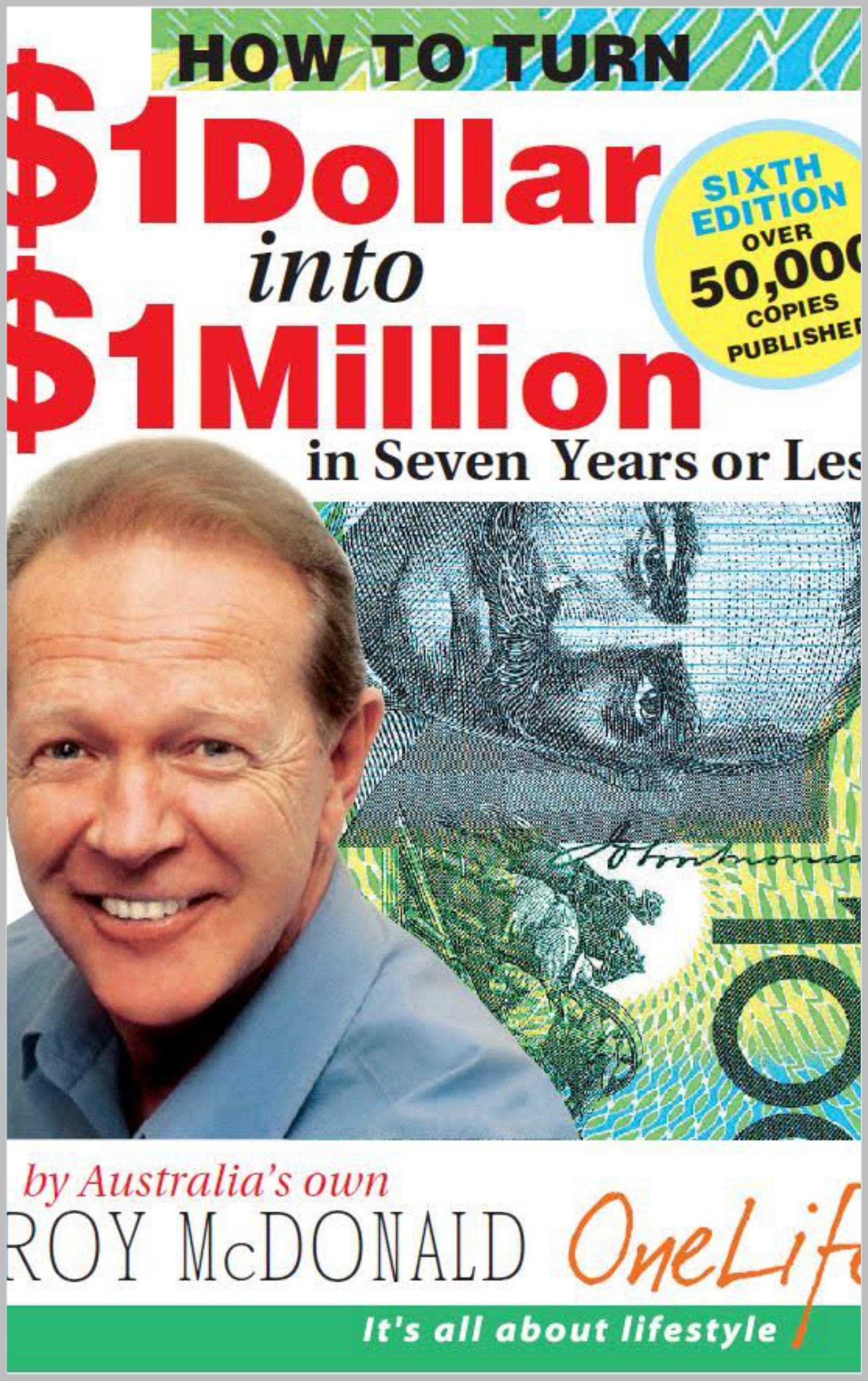 How to Turn $1 Dollar into $1 Million Dollars in 7 years or Less