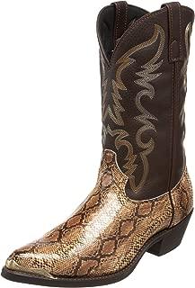 mens snake cowboy boots