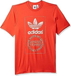Adidas Men's DH4813 Hand Drawn T2 T-Shirt