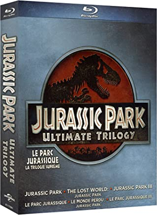 Jurassic Park Ultimate Trilogy  [Blu-ray]  [Importado]