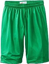 boys green shorts
