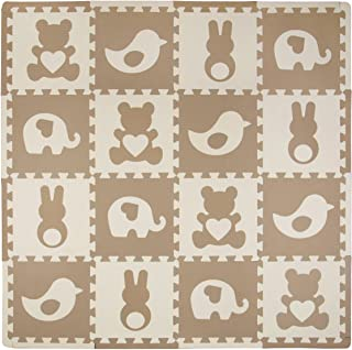Tadpoles Playmat Set, Teddy and Friends Brown