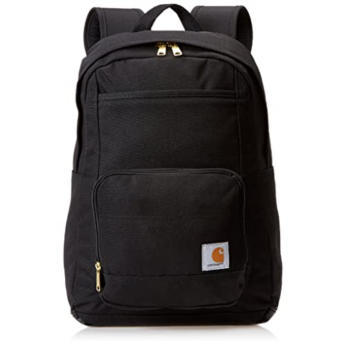43589875ca955a Carhartt Legacy Classic Work Backpack with Padded Laptop Sleeve, Black
