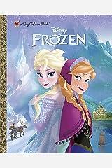 Frozen Big Golden Book (Disney Frozen) Hardcover
