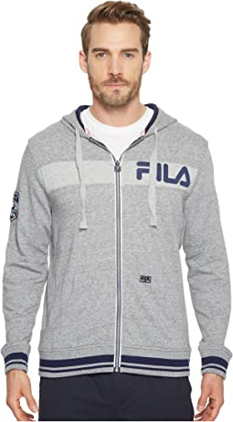 Locker Room Zip-Up Hoodie