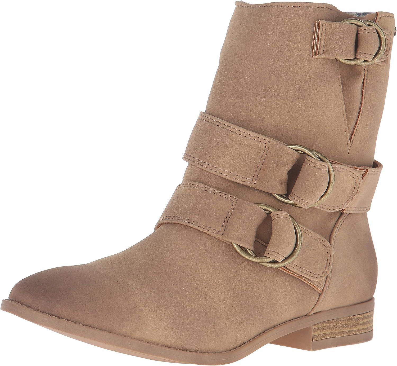 Roxy Womens Bixby Boot Slouch Boot