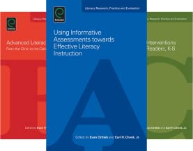 Literacy Research, Practice and Evaluation (10 Book Series)