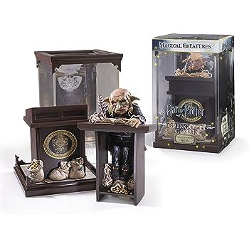 La Noble Collection Créatures Magiques-Gringotts Gobelin