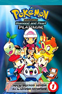 Pokémon Adventures: Diamond and Pearl/Platinum, Vol. 1