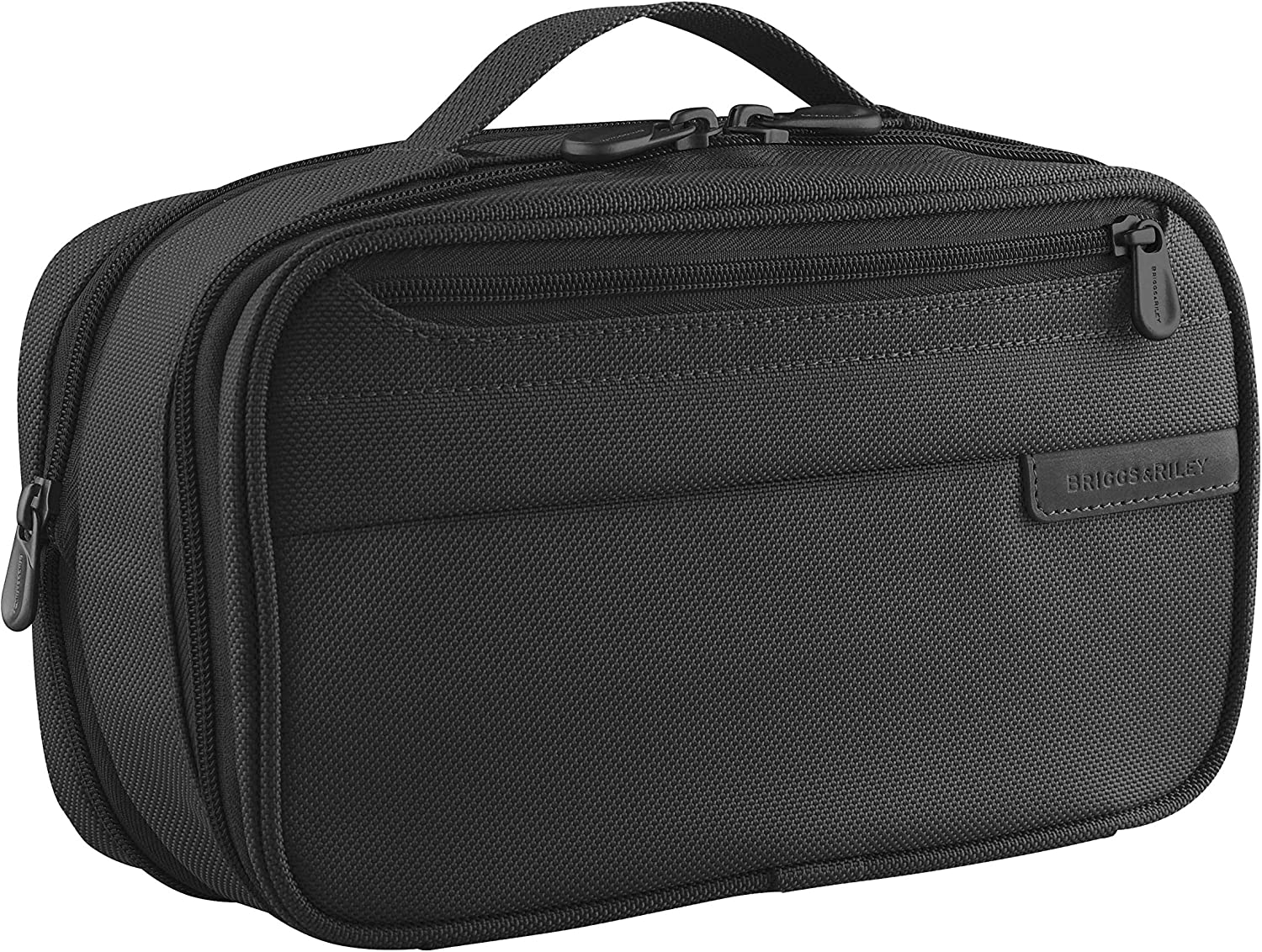 Briggs Riley Baseline-Expandable favorite Toiletry Size Black One Kit Max 78% OFF