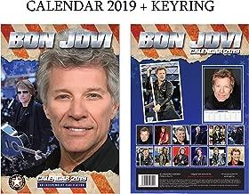 Best bon jovi 2019 calendar Reviews