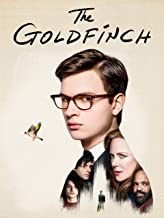 The Goldfinch DVD Cover Art