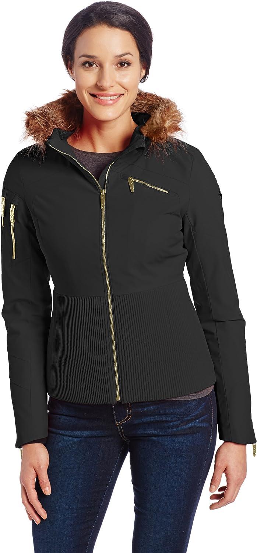 Spyder Women's Sultry Faux Fur Jacket