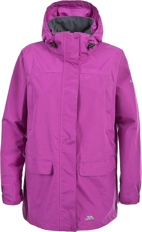 (2XSmall, Azalea)  Trespass Women's Sky Rise Jacket